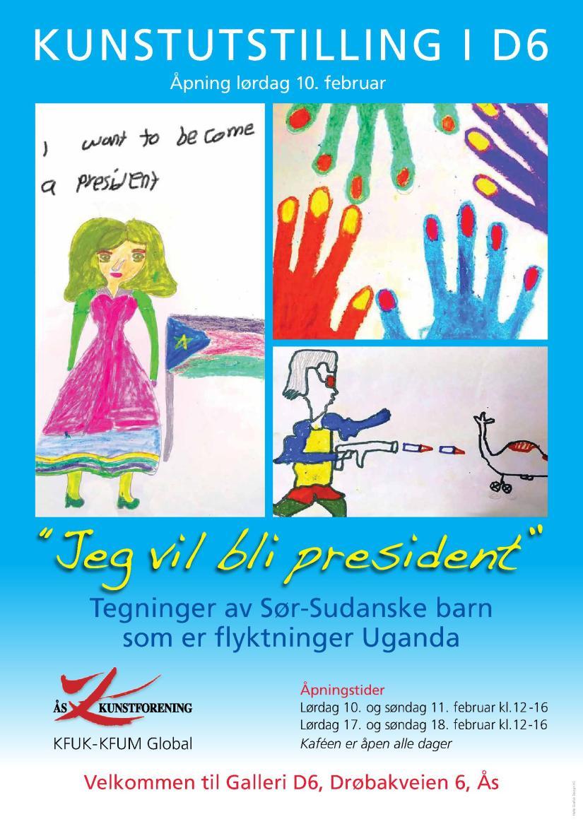 Plakat A_s kunstf President Korrektur 2